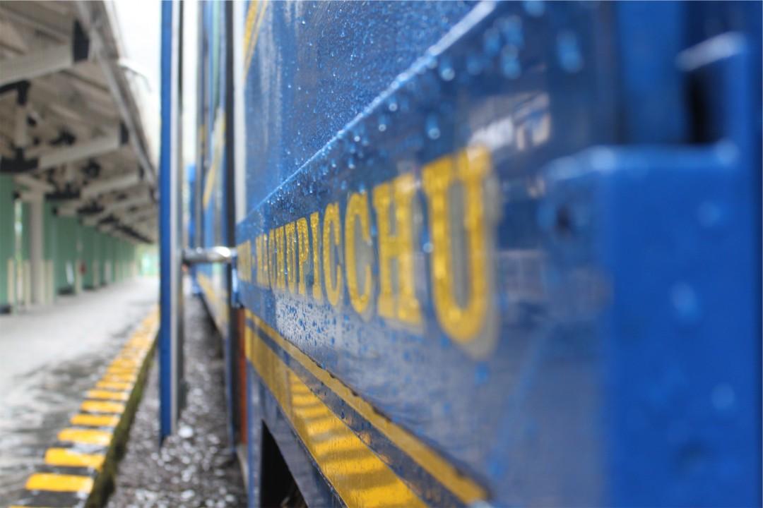 Machu Pichhu Train