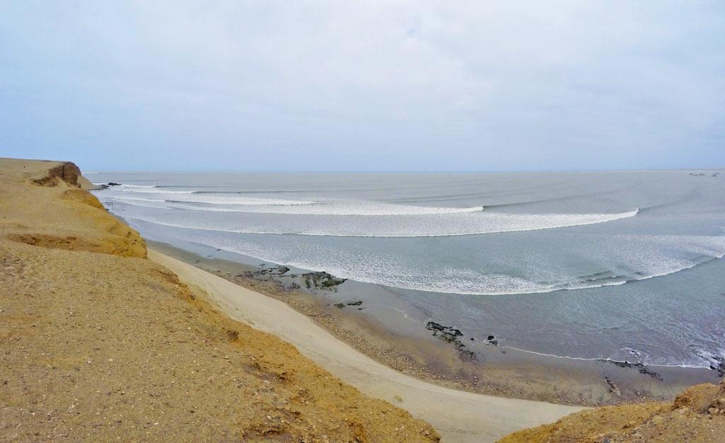 Chicama Waves
