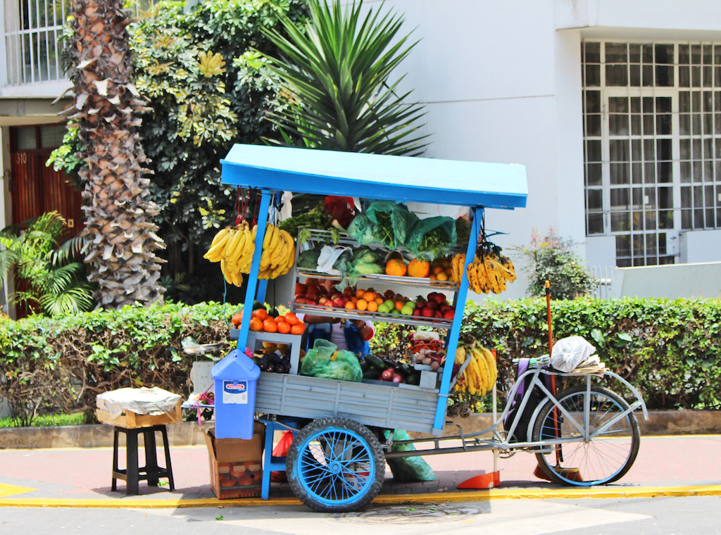 Fruit Cart Lima