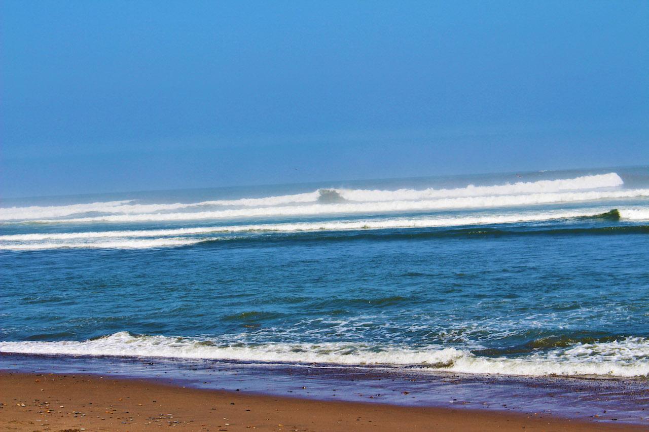 Huanchaco Waves
