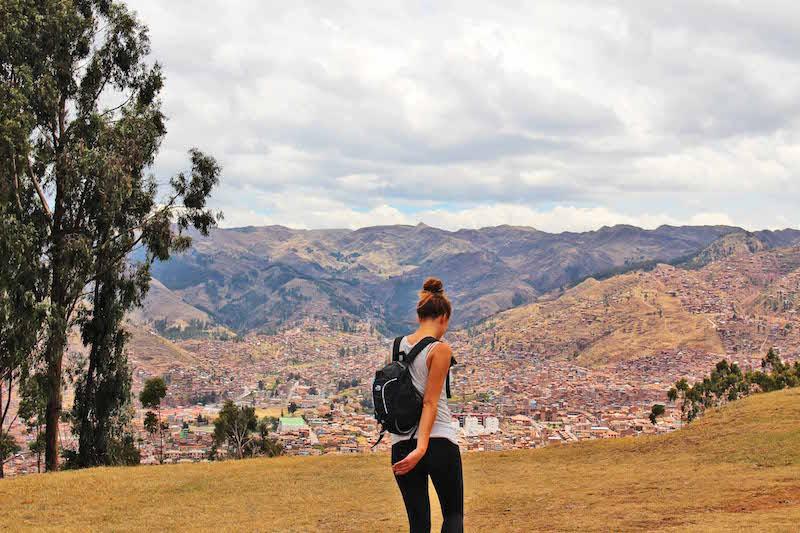 Lynds cusco landscape