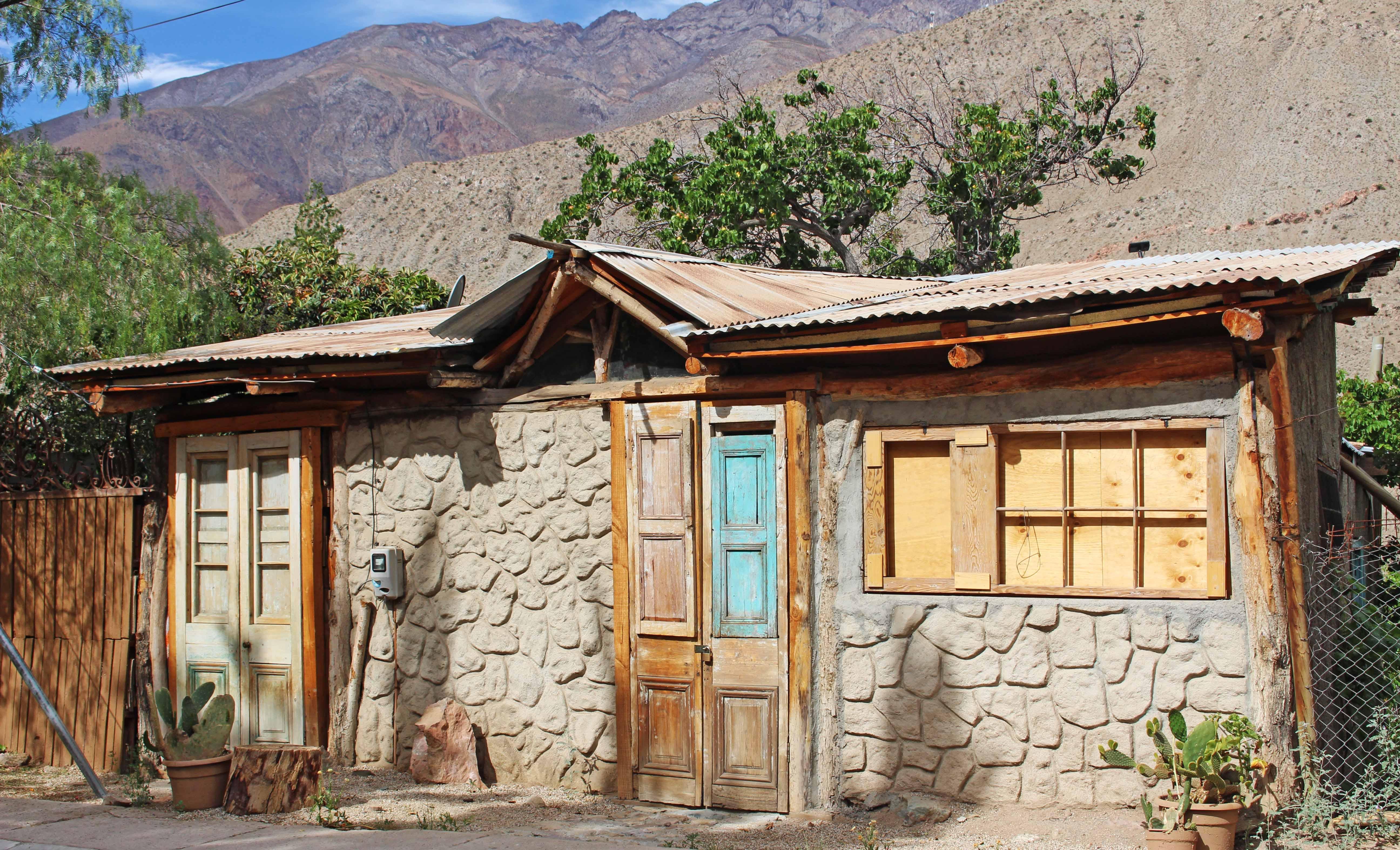 Cabin, Elqui Valley, Inca to Inuit