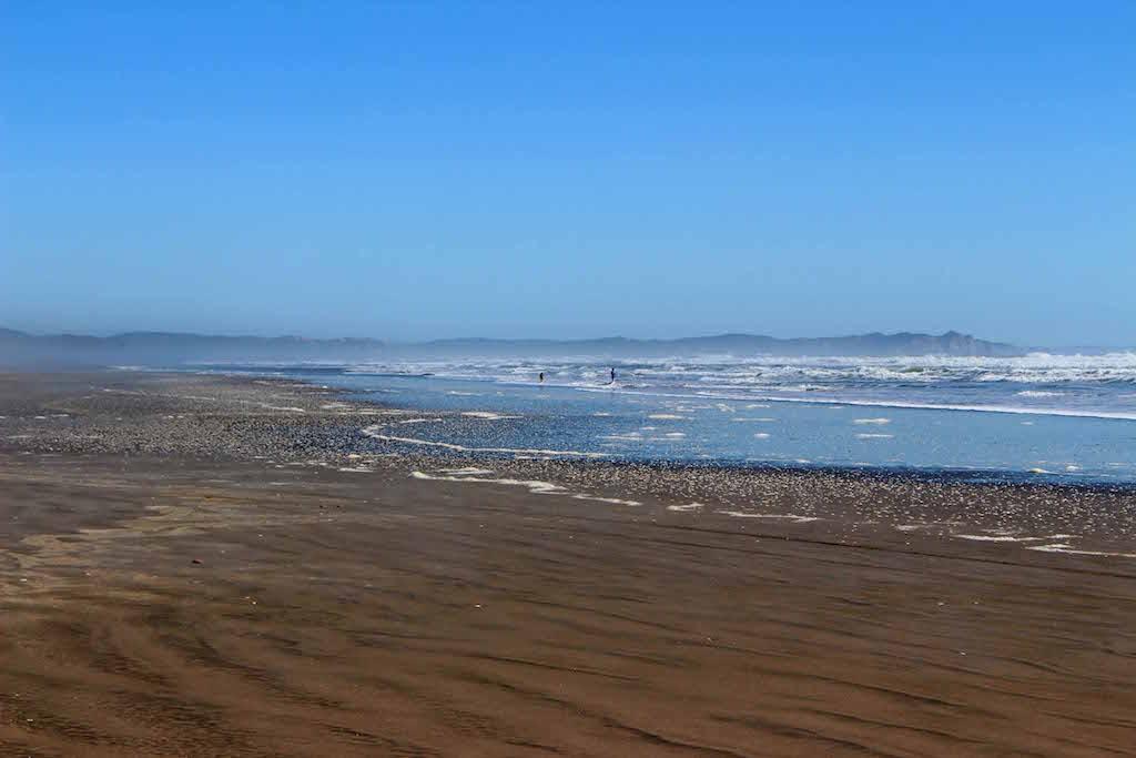 Chiloe Beach Shot Down Coast Inca to Inuit
