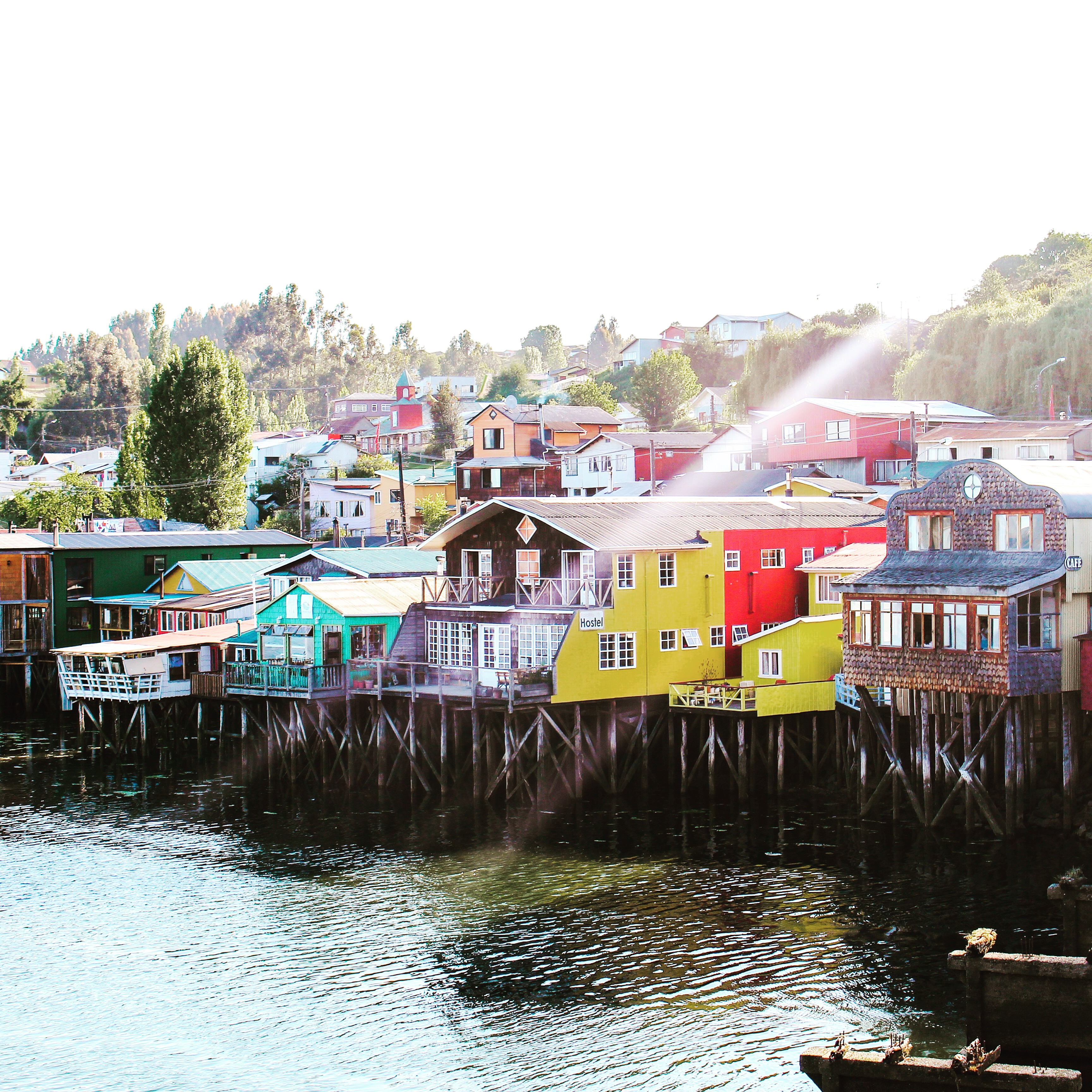 Chiloe Houses, Chiloe Island, Inca to Inuit