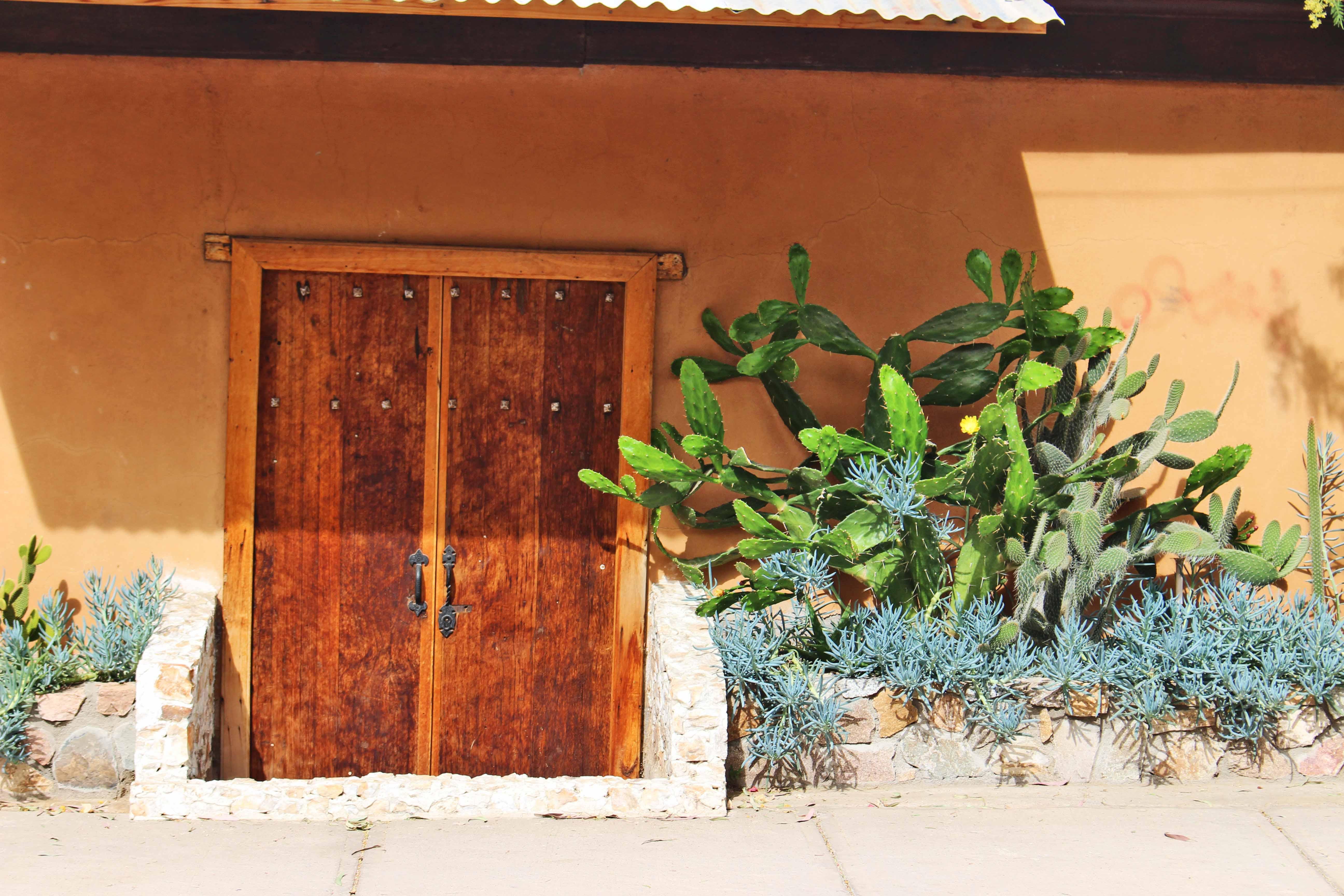 Doorway, Elqui Valley, Inca to Inuit