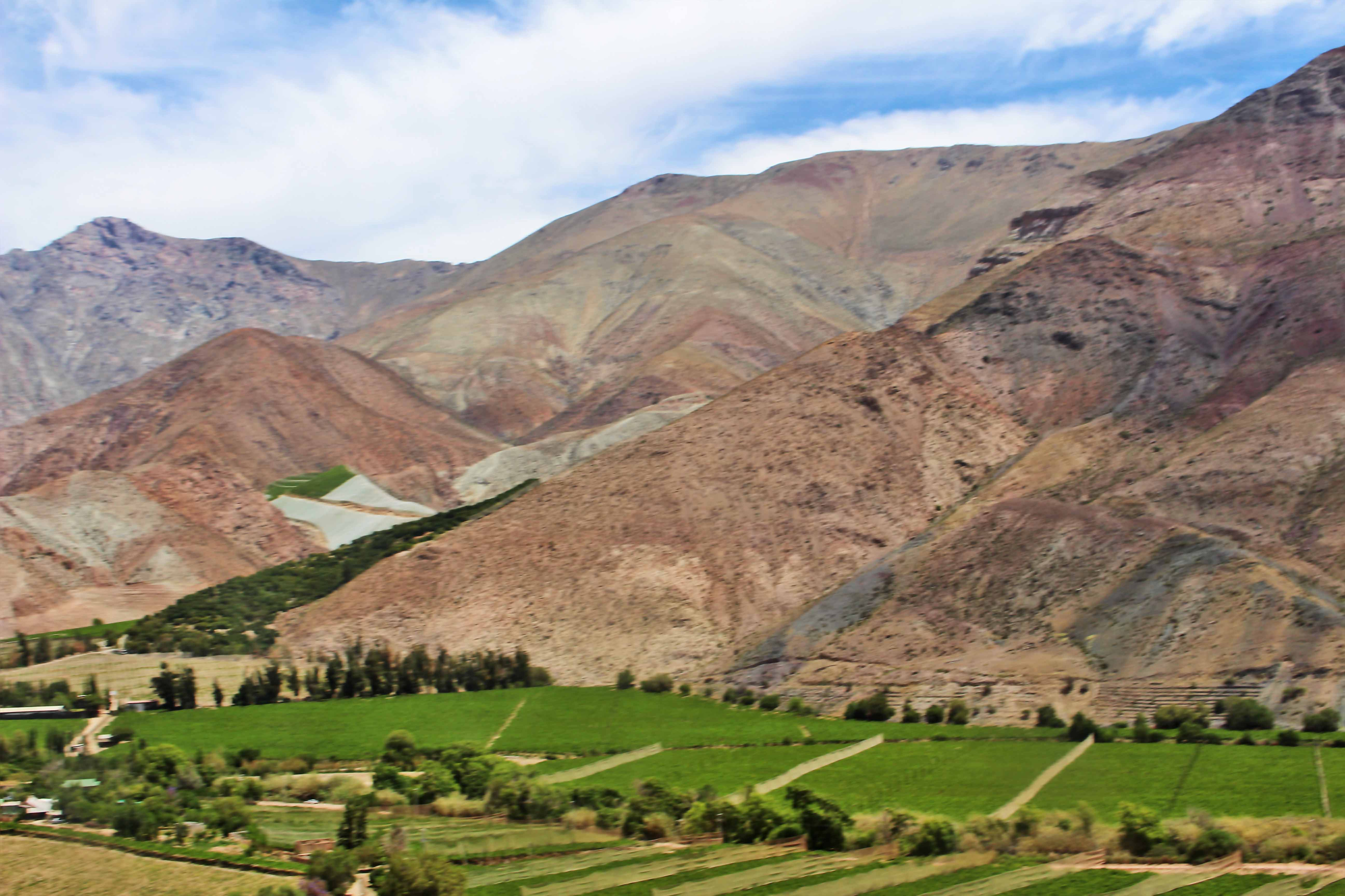Elqui Valley Cover Photo, Inca to Inuit