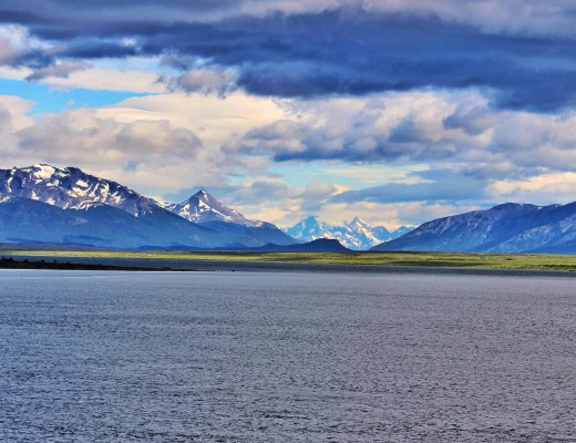 Puerto Natales Mountains, Navimag, Inca to Inuit