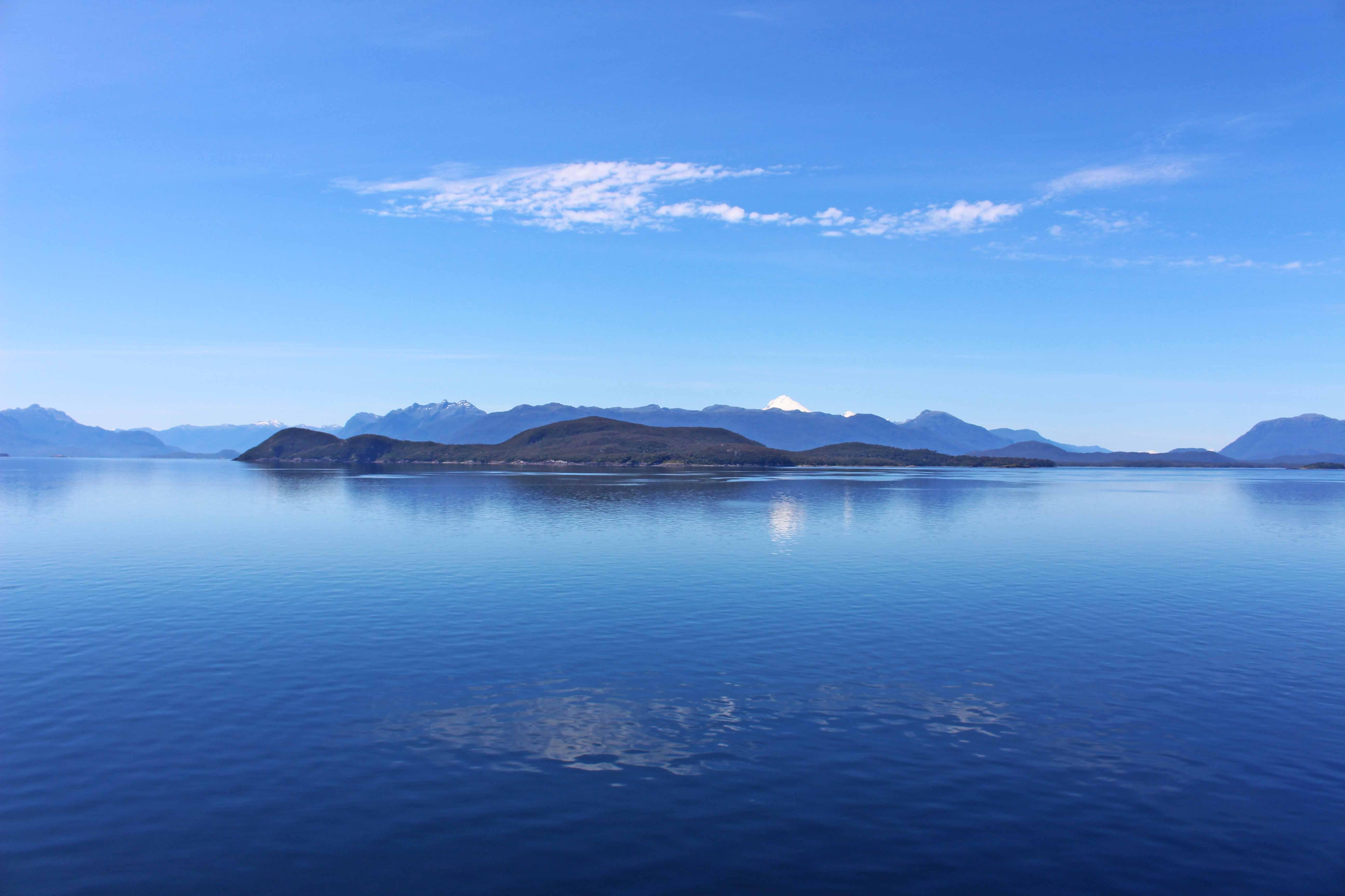 Cerro Maca, Navimag, Inca to Inuit