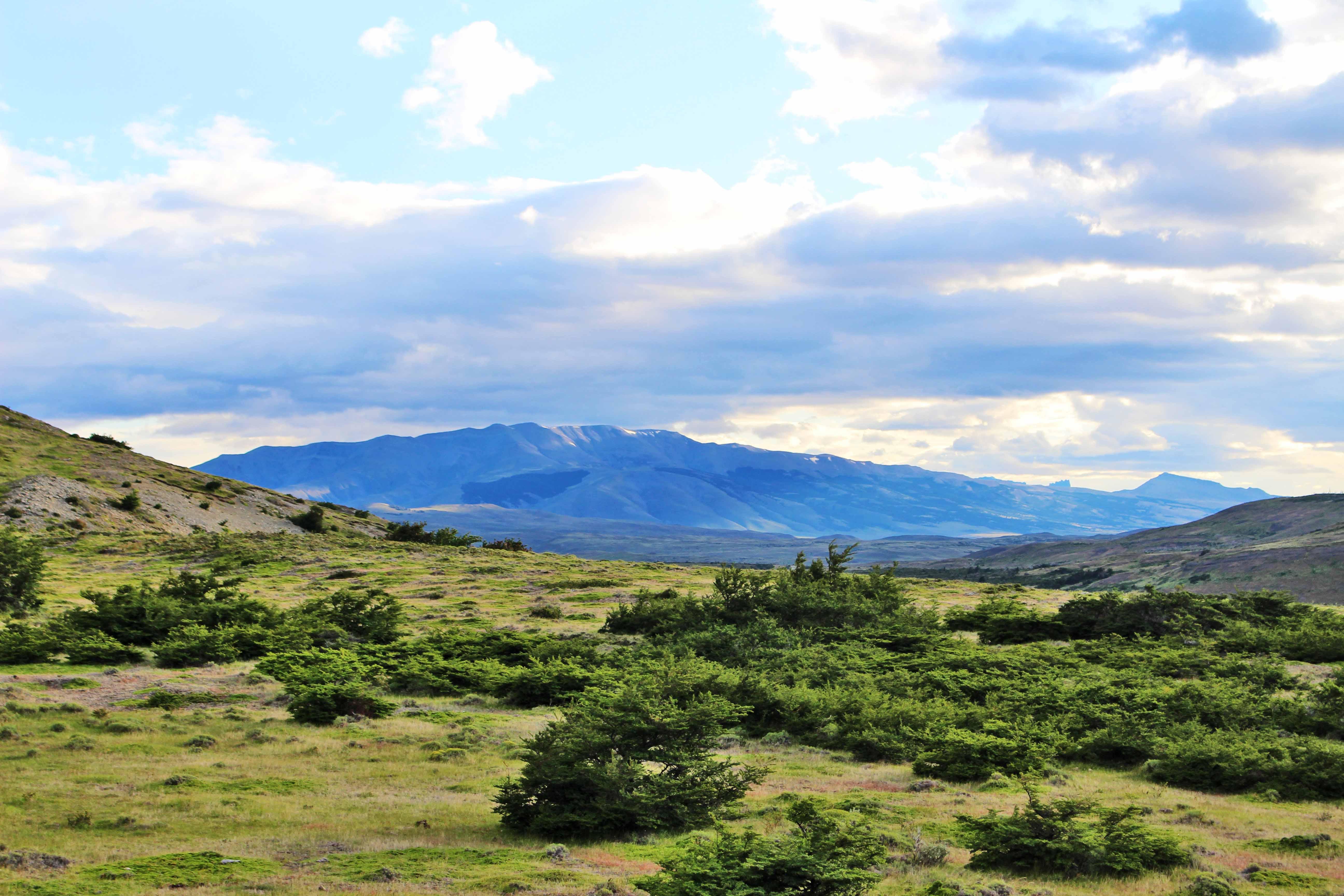 Torres Del Paine Landscape, inca to Inuit