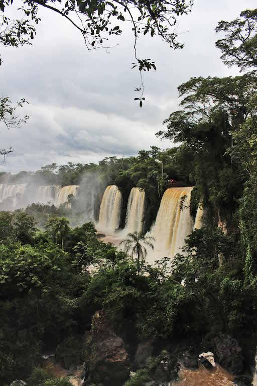 Iguazu Falls Inca to Inuit