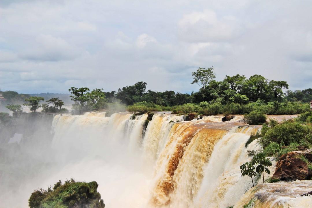 Iguazu Falls, Inca to Inuit