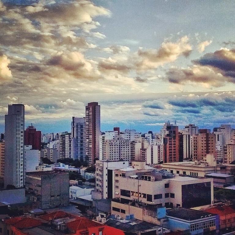 Sao Paulo Inca to Inuit
